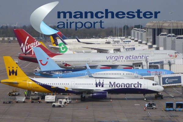 Airport Pick Up & Transfers, Manchester & North West