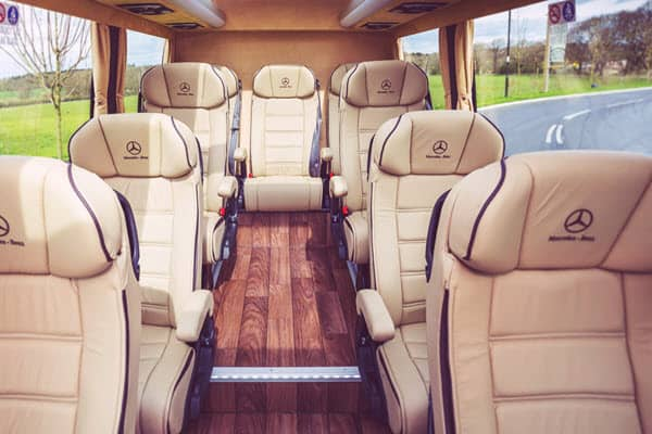 Coach Hire for Corporate, Business & VIP Travel, Manchester & North West-2