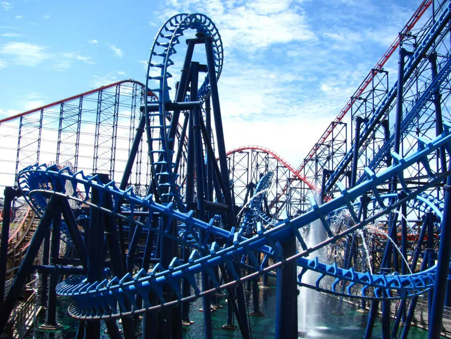 BLACKPOOL PLEASURE BEACH OR ALTON TOWERS… WHICH IS THE BETTER CHOICE