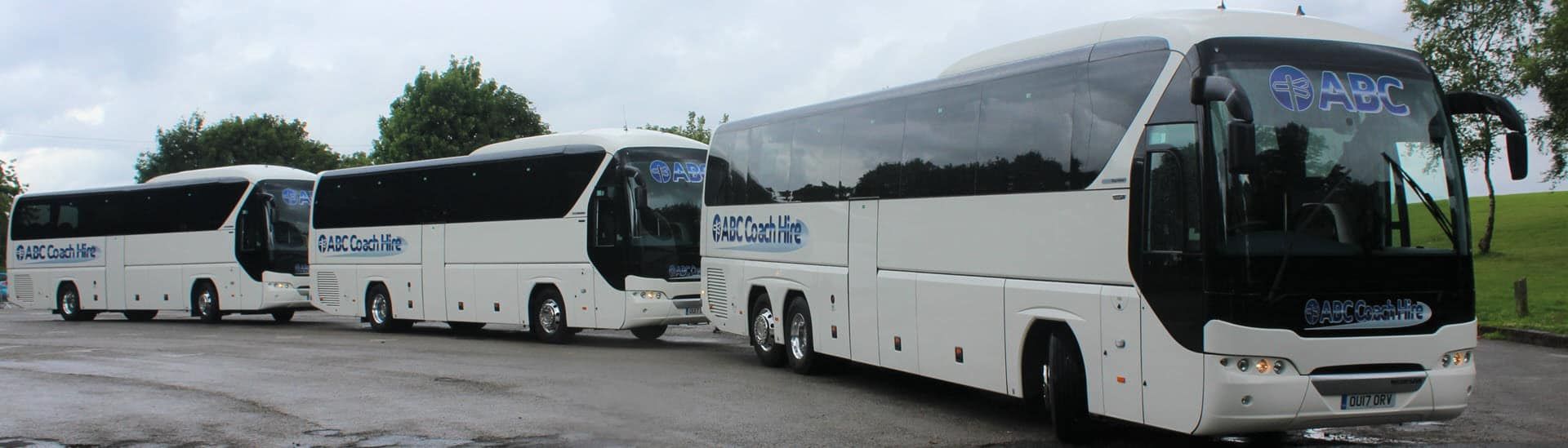 61 Seater Coach Hire, by ABC Coaches, Manchester
