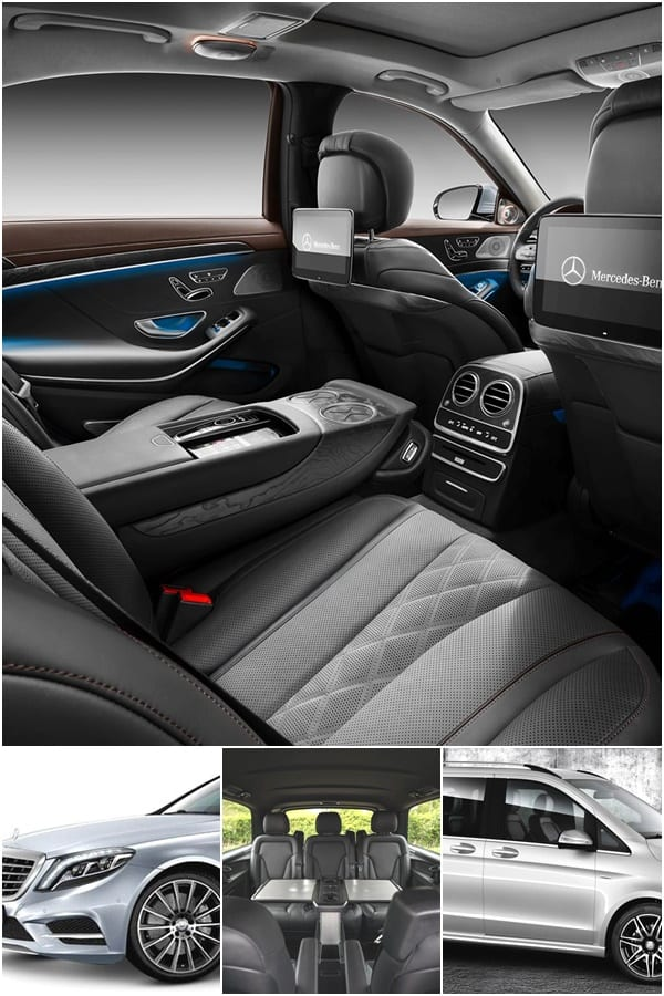 Chauffeur Driven Limousine Hire - by ABC Coaches - Manchester
