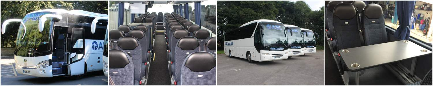 Coach Hire - Ideal for Tours - Group Travel