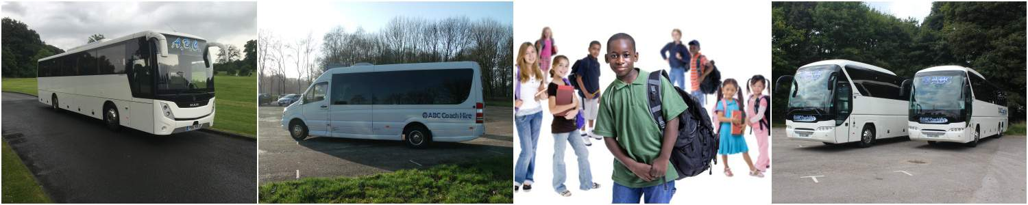 Coach Hire for Schools & Colleges, Manchester & North West