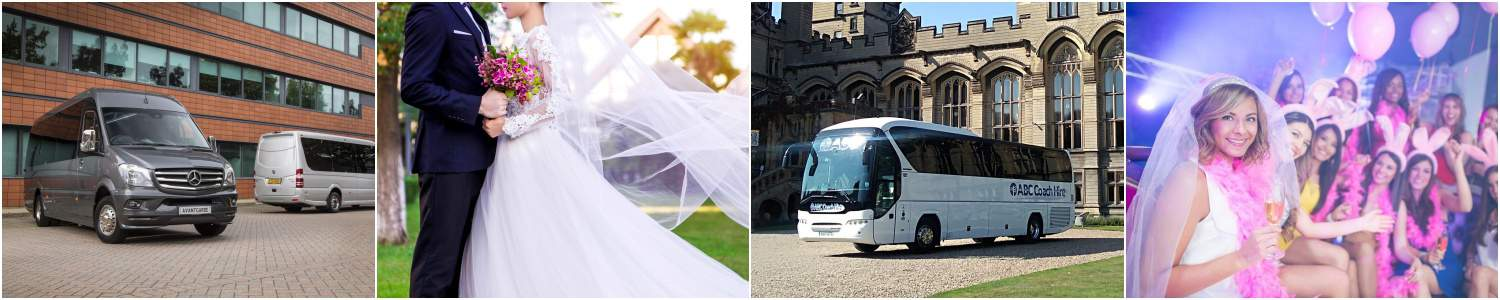 Coach & Minibus Hire - Ideal for small parties or larger groups