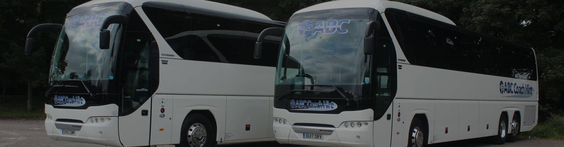 Corporate Coach Hire - ABC Coaches, Manchester