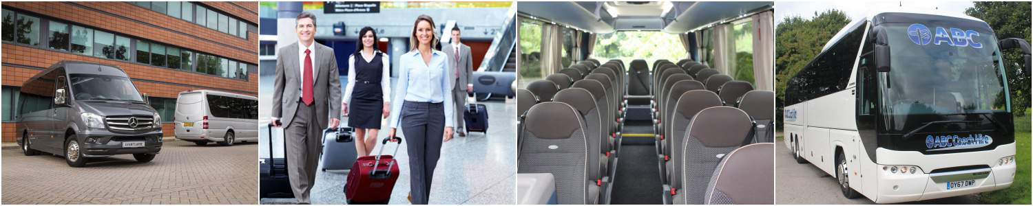 Corporate & Business Coach & MiniBus Hire.