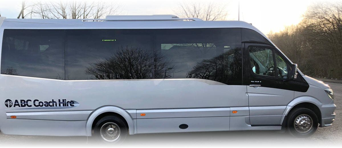 EVM Grand Tourer Luxury Minibus - Reliable, economical, powerful and environmentally friendly