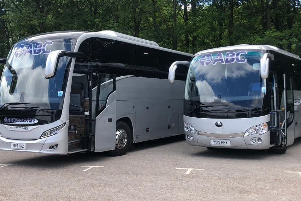 Premier VIP Luxury Coach Hire