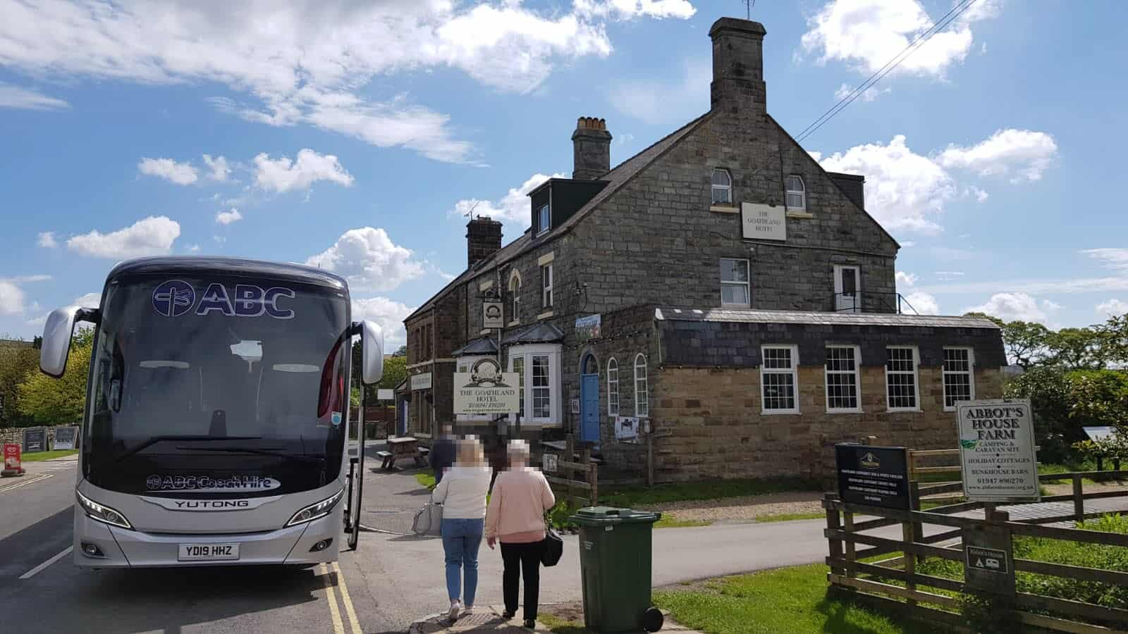 Emmerdale Coach Tours- Emmerdale Farm, TV