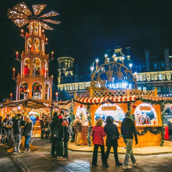 Manchester Christmas Markets 2019