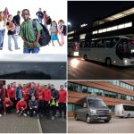 Coach Hire for Schools and Colleges in Manchester & the North-West