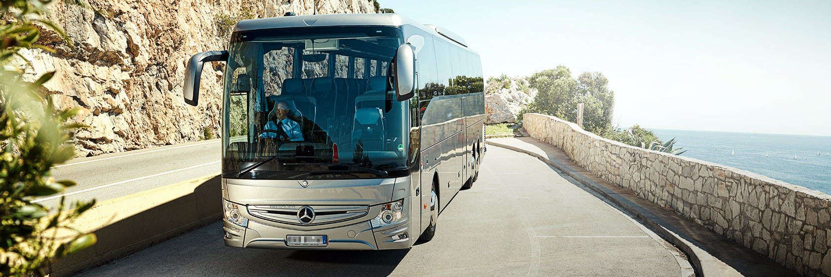 Mercedes 'Tourismo' Team Coach - ABC Coach Hire, Manchester